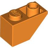 LEGO 3665 | 4616279 BLOQUE 1X2 TEJA INV NARANJA BRILLANTE