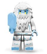 LEGO MINIFIGURA SERIE 11 | Nº 08 YETI