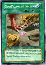 YUGIOH MAGICA | 84808313 GRAN PILDORA DE EVOLUCION (1º EDC) SD09