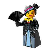 LEGO MOVIE MINIFIGURA SERIE 12 Nº 04 Estilo-Libre del Salvaje Oeste