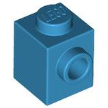 LEGO 87087 | 6004938 BLOQUE 1X1 W. 1 KNOB AZUL DARK