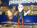 PLAYMOBIL 5458-03 HIGHLANDER ESCOCES #1 CLAN WILLIAM WALLACE