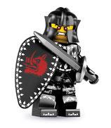 LEGO MINIFIGURA SERIE 7 | 14 GUERRERO DEL MAL