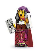 LEGO MINIFIGURA SERIE 9 | Nº 09 PITONISA