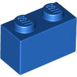 LEGO 3004 | 300423  BLOQUE 1X2 AZUL BRILLANTE