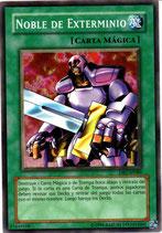 YUGIOH MAGICA | 17449108 NOBLE DE EXTERMINIO DB1