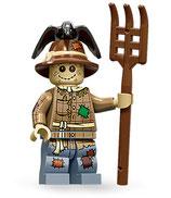 LEGO MINIFIGURA SERIE 11 | Nº 02 ESPANTAPAJAROS