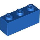 LEGO 3622 | 362223  BLOQUE 1X3 AZUL