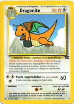 POKEMON CARTA INCOLORO 5 DRAGONITE