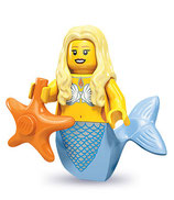 LEGO MINIFIGURA SERIE 9 | Nº 12 SIRENA