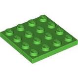 LEGO 3031 | 4617799 PLACA 4X4 VERDE AMARILLO INTENSO