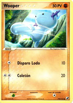 POKEMON CARTA FUERZA 79/115 WOOPER