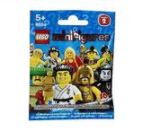 LEGO 8684 MINIFIGURA SERIE 2 | SOBRE CERRADO
