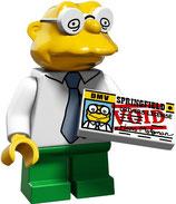 LEGO SIMPSONS 2 MINIFIGURA SERIE 71009 | 10 HANS MOLEMAN