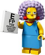 LEGO SIMPSONS 2 MINIFIGURA SERIE 71009 | 11 SELMA