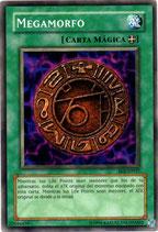 YUGIOH MAGICA | 22046459 MEGAMORFO SKE