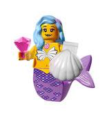 LEGO MOVIE MINIFIGURA SERIE 12 Nº 16 Marsha Reina de las Sirenas