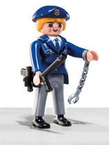 PLAYMOBIL 5459 |SERIE 6 Nº 2 MUJER AGENTE POLICIA