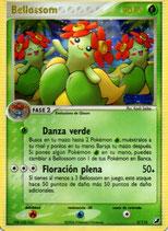 POKEMON CARTA PLANTA 3/115 BELLOSSOM (HOLO TITULO DORADO)