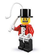 LEGO MINIFIGURA SERIE 2 | DOMADOR FIERAS
