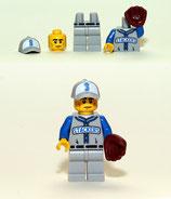 LEGO MINIFIGURA SERIE 10 | Nº 13 JUGADOR BEISBOLL