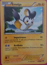 POKEMON CARTA ELECTRICO 32/98 EMOLGA