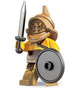 LEGO MINIFIGURA SERIE 5 | 02 GLADIADOR