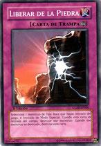 YUGIOH TRAMPA | 26956670 LIBERAR DE LA PIEDRA (1º EDC) GLAS