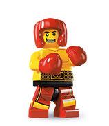 LEGO MINIFIGURA SERIE 5 | 13 BOXEADOR