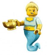 LEGO 71007 MINIFIGURA SERIE 12 Nº 15 MUJER GENIO LAMPARA