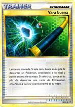 POKEMON CARTA ENTRENADOR 76/95 VARA BUENA