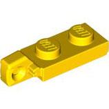 LEGO 44301 | 4183041 PLACA 1X2 C/ BISAGRA VERTICAL 1 DEDO AMARILLO INTENSO