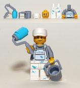 LEGO MINIFIGURA SERIE 10 | Nº 15 PINTOR