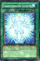 YUGIOH MAGICA | 28890974 TRANSFORMACION CELESTIAL (1º EDC) EOJ