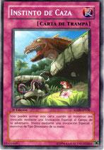 YUGIOH TRAMPA | 11925569 INSTINTO DE CAZA (1º EDC) SD09