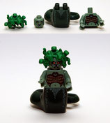 LEGO MINIFIGURA SERIE 10 | Nº 02 MEDUSA