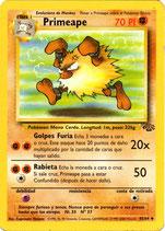 POKEMON CARTA FUERZA 43/64 PRIMEAPE