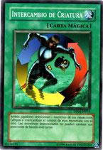 YUGIOH MAGICA | 31036355 INTERCAMBIO DE CRIATURA DP04
