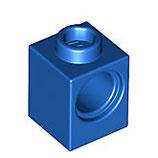 LEGO 6541 | 4119014 TECNICH BLOQUE 1X1 ø4.85 AZUL CLARO