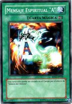 "YUGIOH MAGICA | 94772232 MENSAJE ESPIRITUAL ""A"" RP02"