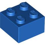 LEGO 3003 | 300323 BLOQUE 2X2 AZUL INTENSO