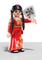 PLAYMOBIL 5459 |SERIE 6 Nº 05 MUJER CHINA GEISHA ORIENTAL