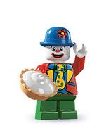 LEGO MINIFIGURA SERIE 5 | 09 PAYASO ENANO