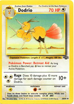 POKEMON CARTA 34/64 DODRIO INGLES