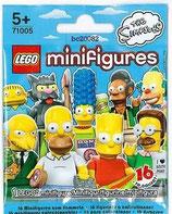 LEGO SIMPSONS MINIFIGURA SERIE 71005 | SOBRE CERRADO