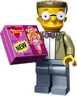 LEGO SIMPSONS 2 MINIFIGURA SERIE 71009 | 15 SMITHERS