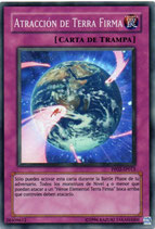YUGIOH TRAMPA | 26509612 ATRACION DE TERRA FIRMA PP02
