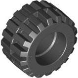 LEGO 87697 | 4568644 Neumático Normal Ancho Ø21 X 12 NEGRO
