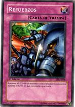 YUGIOH TRAMPA | 17814387 REFUERZOS (1 EDC) BIK