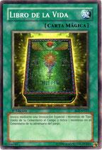 YUGIOH MAGICA | 02204140 LIBRO DE LA VIDA (1º EDC) SD02